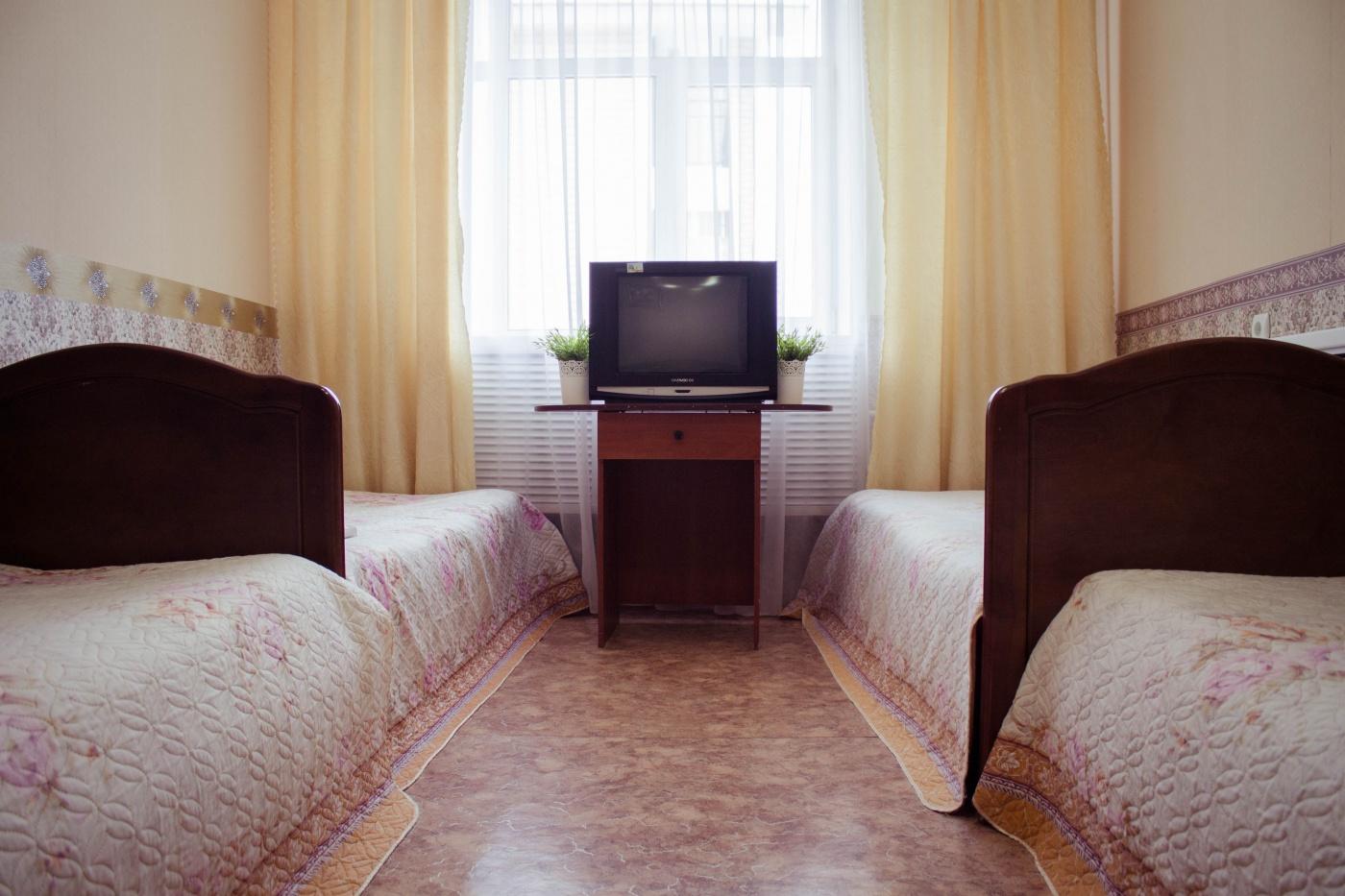 Гостиничный комплекс «Святогор» Владимирская область Двухкомнатный номер 2+3, фото 2