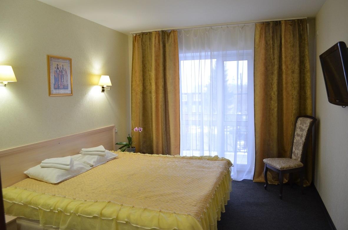 Гостиничный комплекс «Святогор» Владимирская область Двухместный «Стандарт» с 1 или 2 кроватями, фото 3
