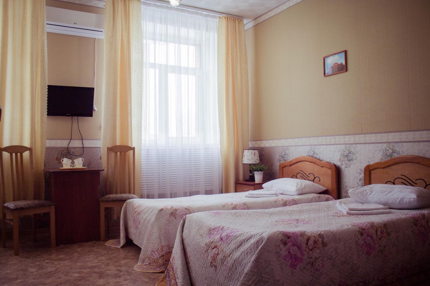 Гостиничный комплекс «Святогор» Владимирская область Двухкомнатный номер 2+3, фото 3