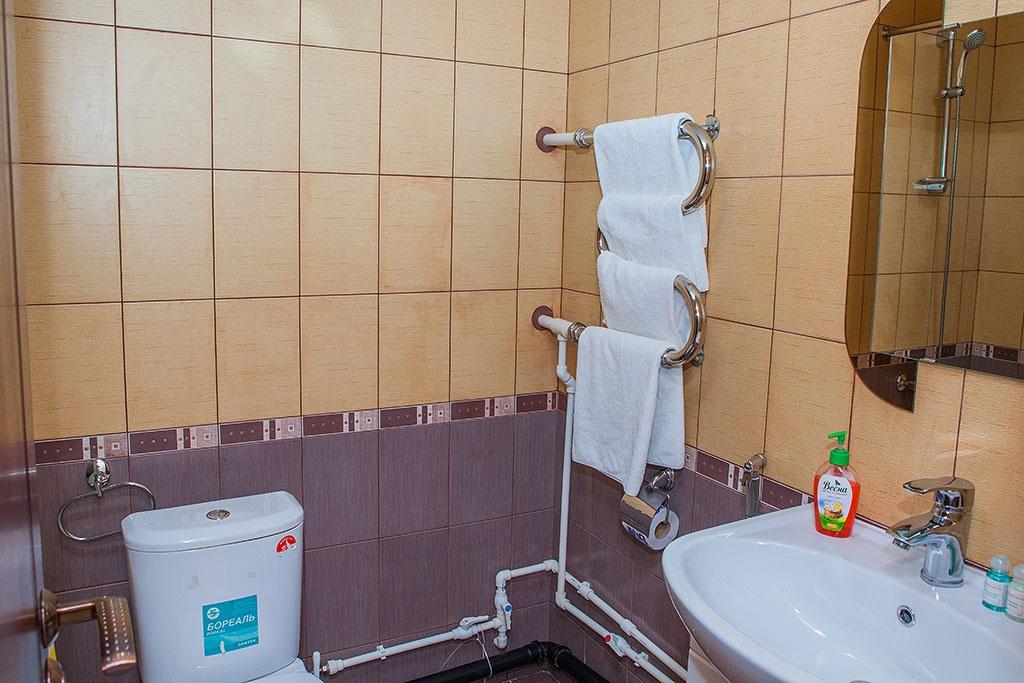 Гостиничный комплекс «Святогор» Владимирская область Одноместный «Стандарт», фото 2