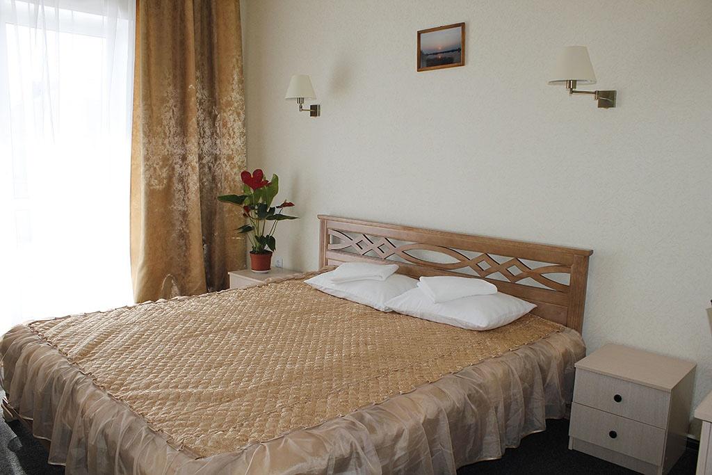 Гостиничный комплекс «Святогор» Владимирская область Одноместный «Стандарт», фото 1