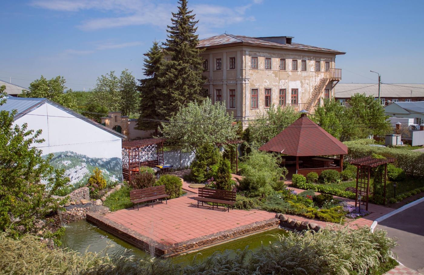 Гостиничный комплекс «Святогор» Владимирская область, фото 2