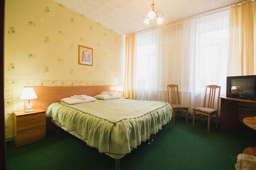 Гостиничный комплекс «Святогор» Владимирская область Двухместный «Стандарт» с 1 или 2 кроватями, фото 4