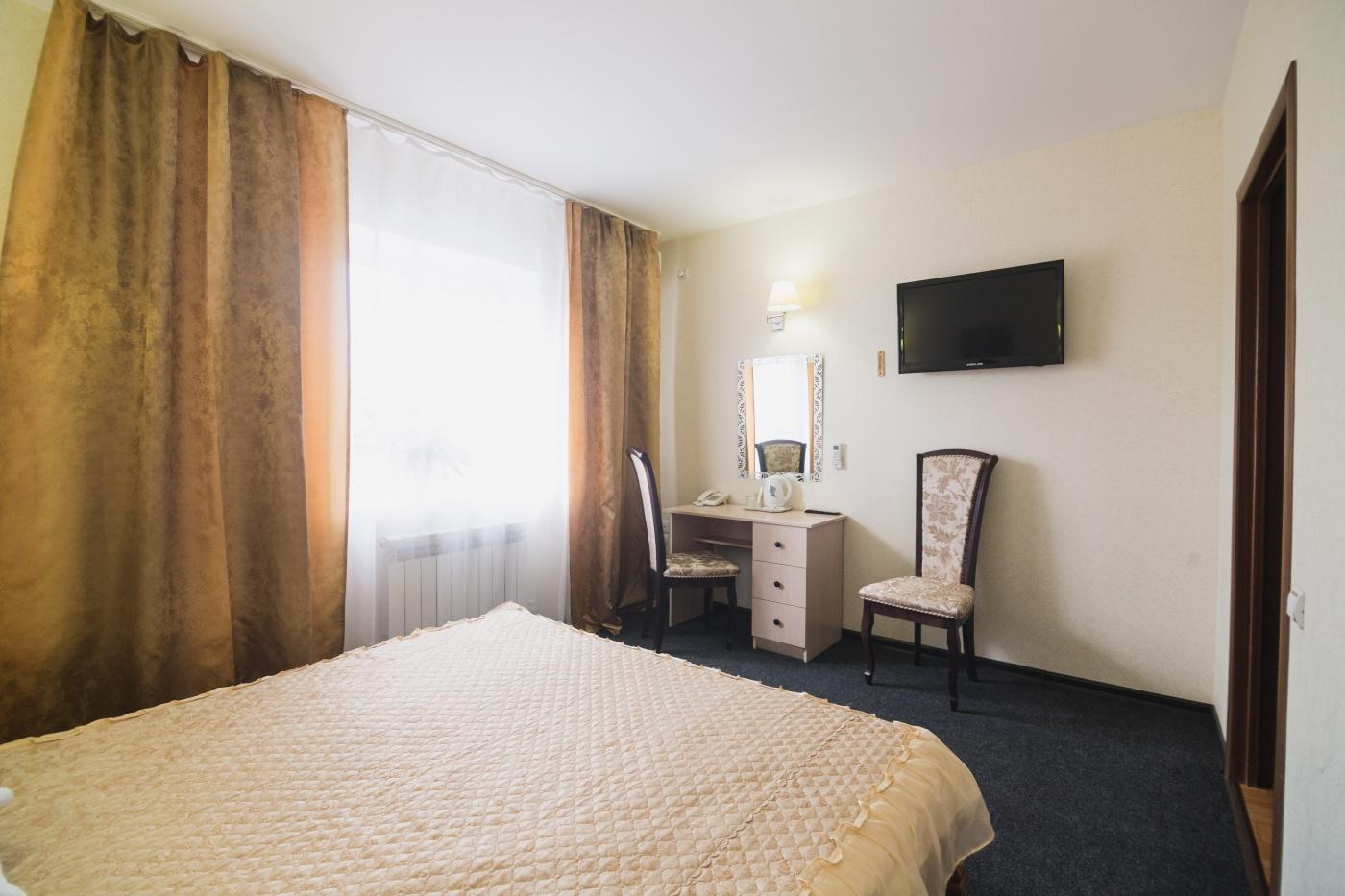 Гостиничный комплекс «Святогор» Владимирская область Двухместный «Стандарт» с 1 или 2 кроватями, фото 8
