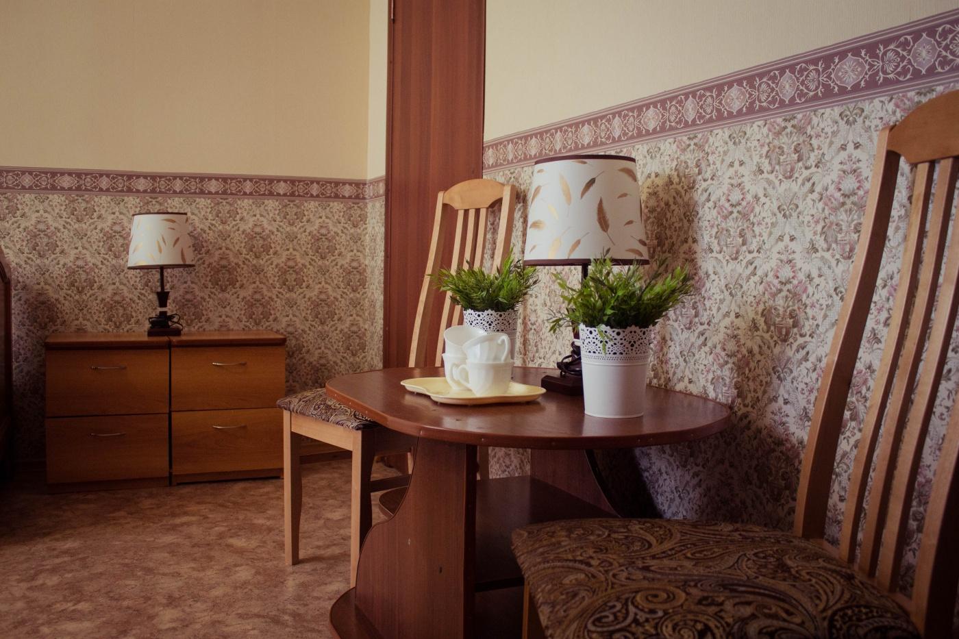 Гостиничный комплекс «Святогор» Владимирская область Двухкомнатный номер 2+3, фото 4