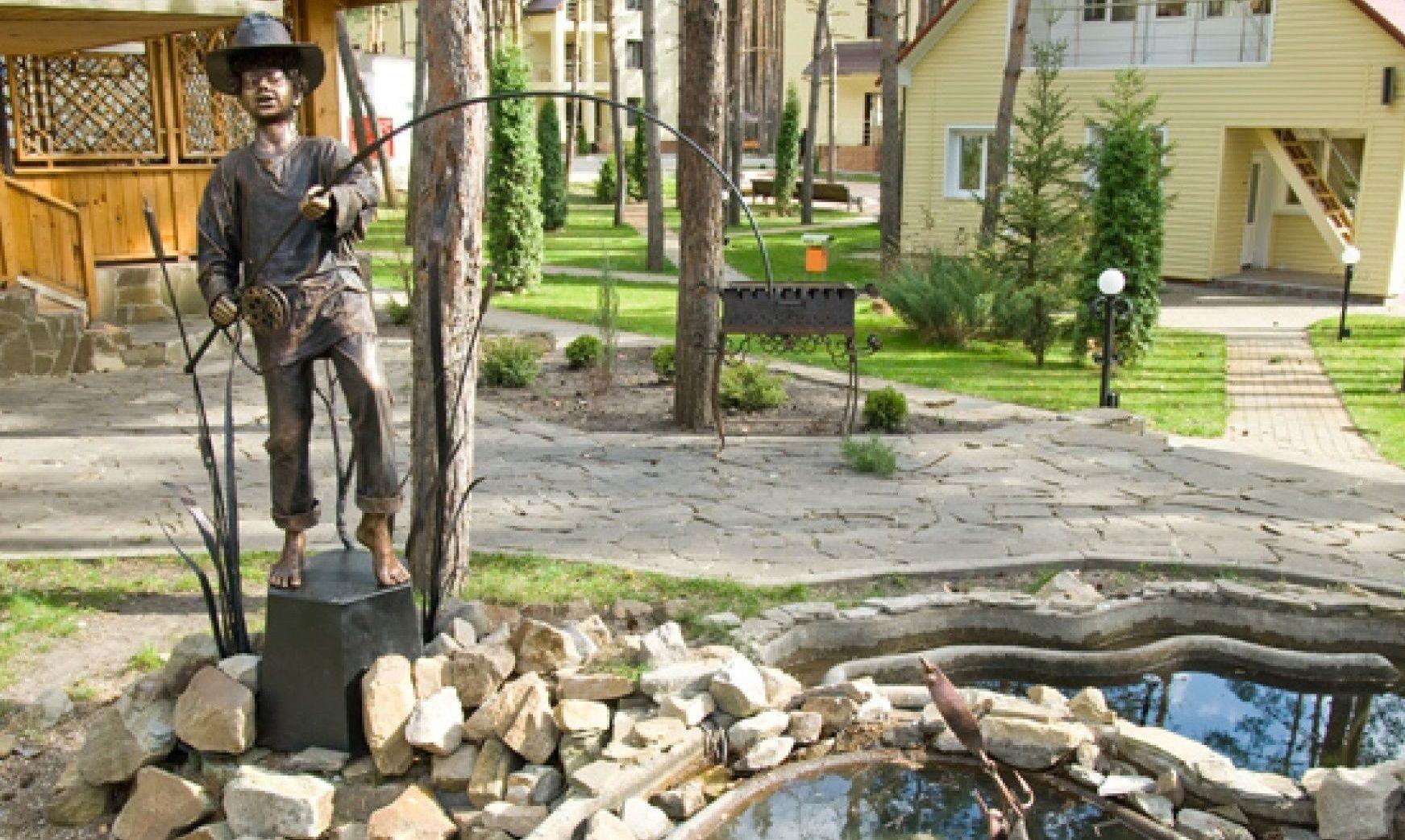 Гостиничный комплекс «Две реки» Белгородская область, фото 12