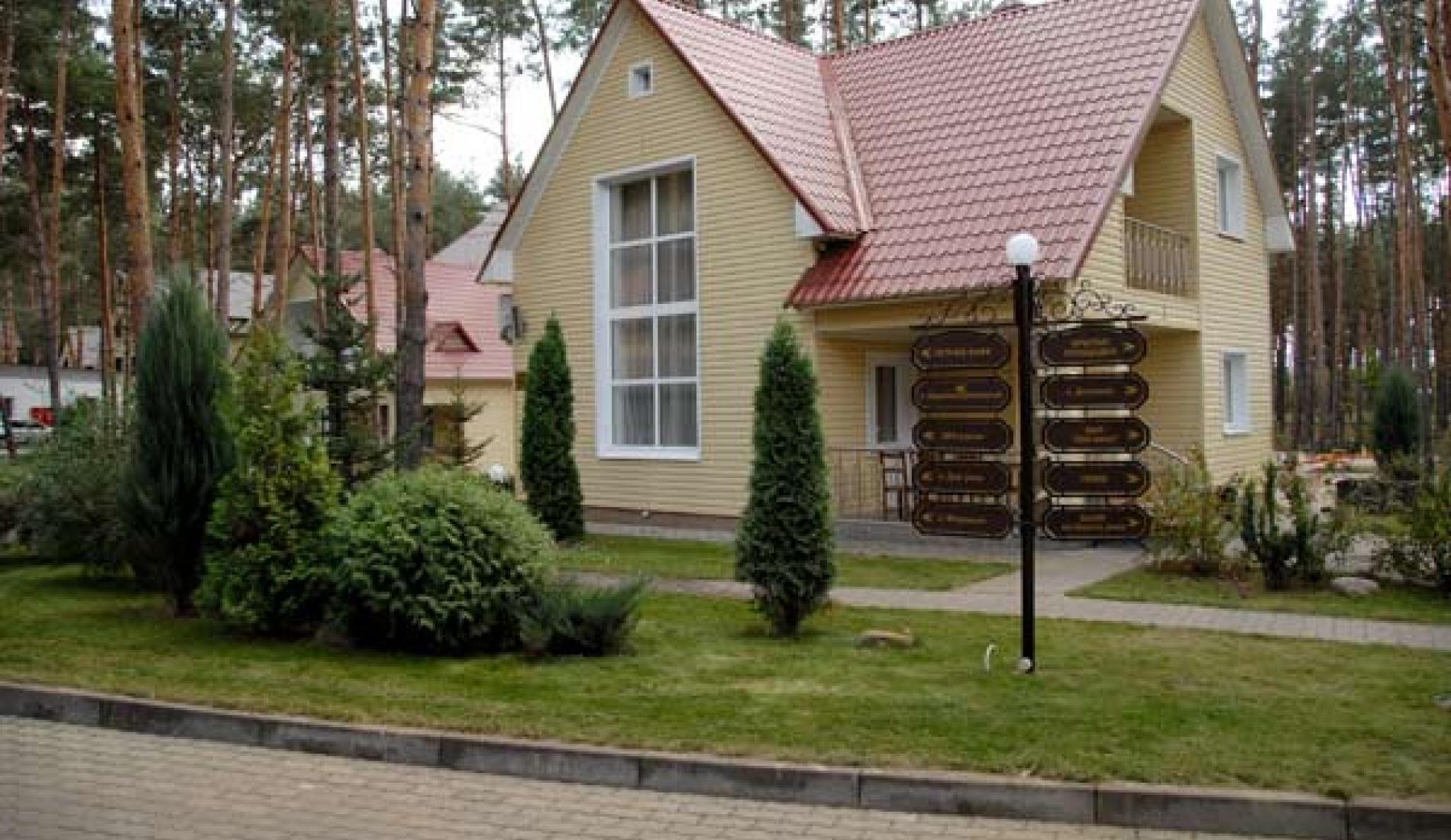 Гостиничный комплекс «Две реки» Белгородская область Коттедж «Нежеголь», фото 1