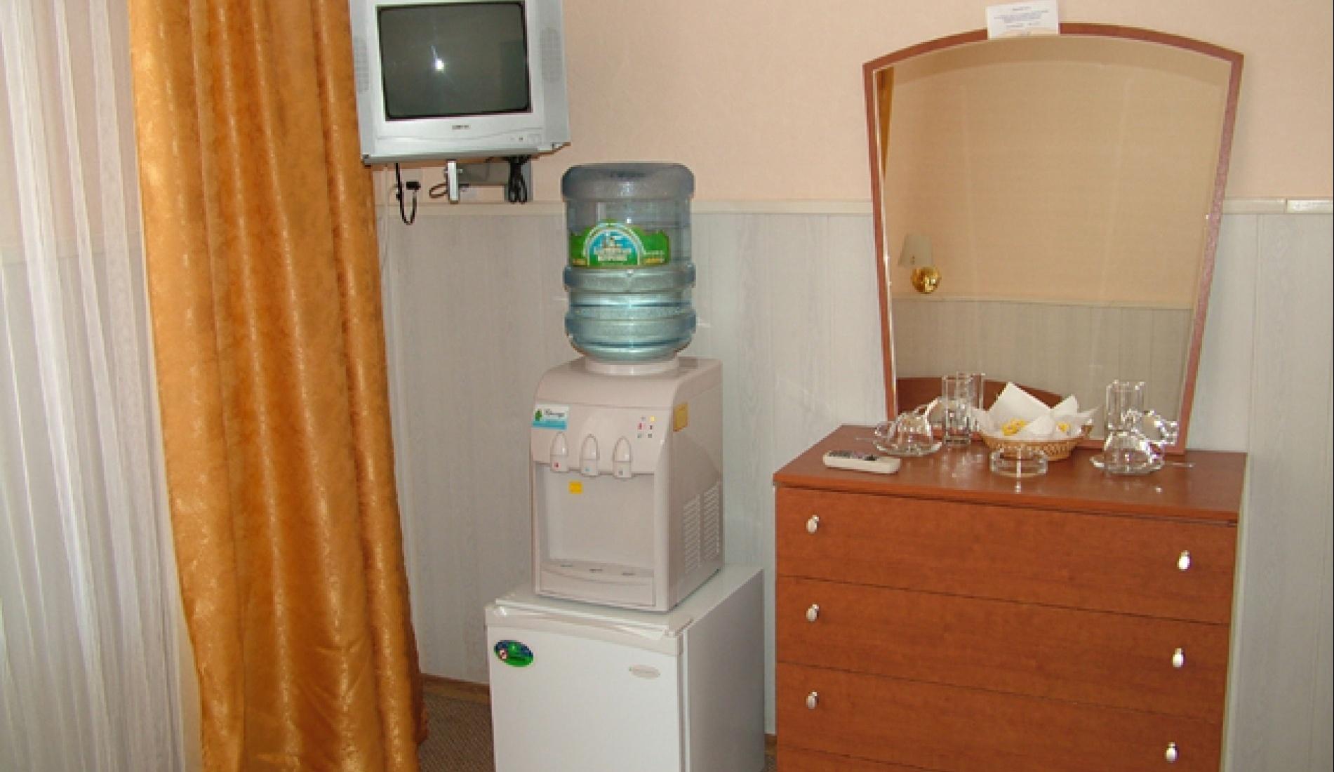 Гостиничный комплекс «Две реки» Белгородская область Номер 2-местный в корпусе «Солнышко», фото 2