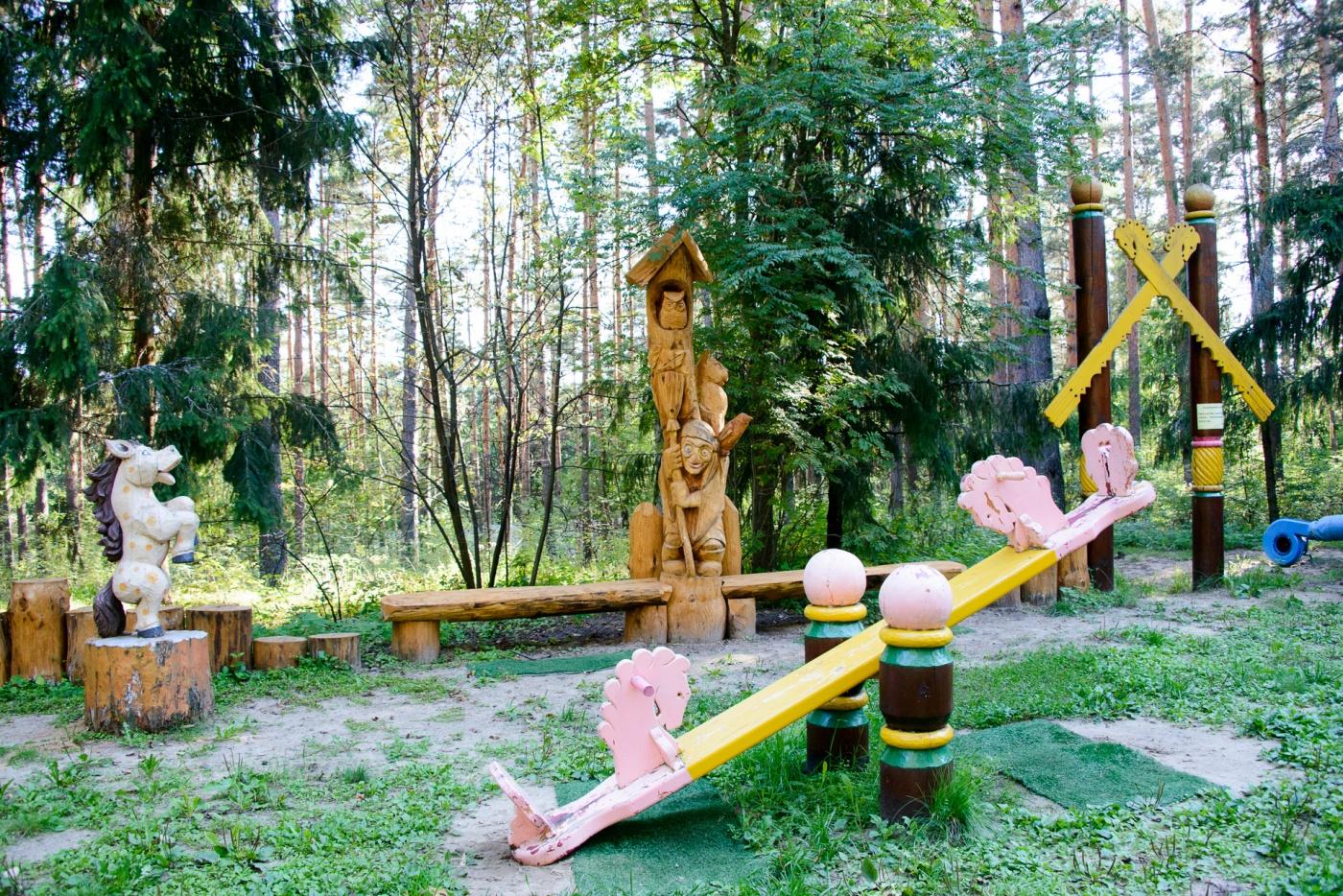 Эко-отель «ВеЛес» Владимирская область, фото 19