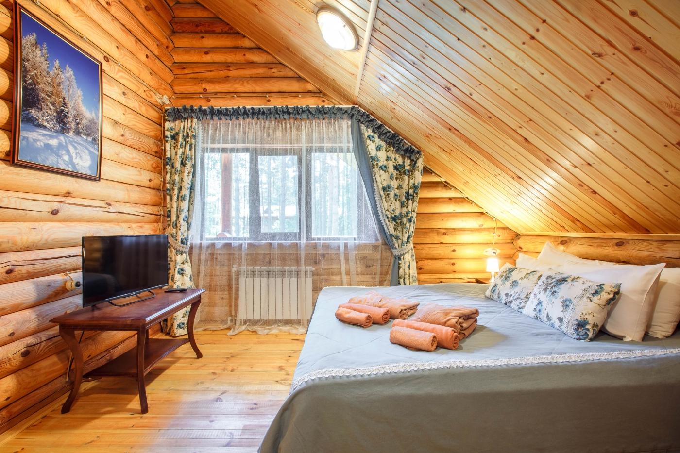 Эко-отель «ВеЛес» Владимирская область Коттедж «Купеческий», фото 2