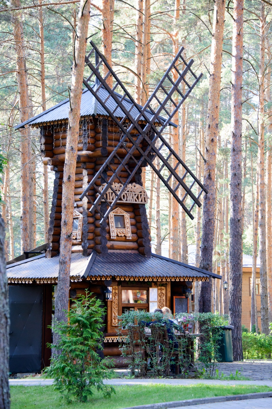 Эко-отель «ВеЛес» Владимирская область, фото 18
