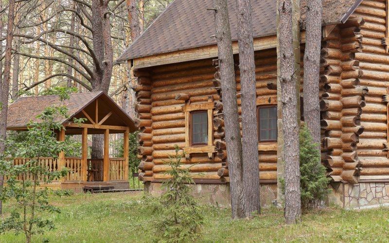 Эко-отель «ВеЛес» Владимирская область Коттедж 2-комнатный 4-местный, фото 6