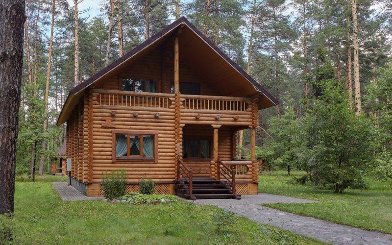 Эко-отель «ВеЛес» Владимирская область Коттедж 4-комнатный 8-местный, фото 1