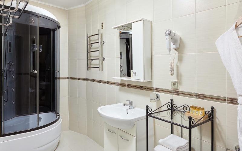Эко-отель «ВеЛес» Владимирская область 2-комнатный номер «Люкс», фото 3