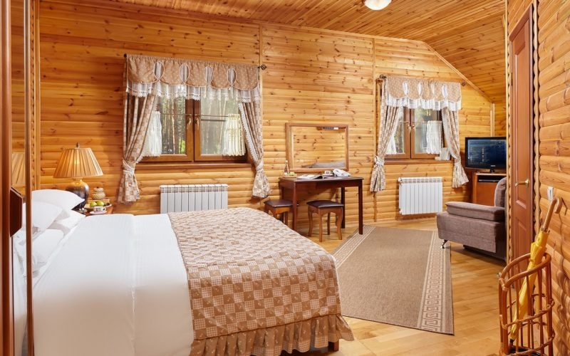 Эко-отель «ВеЛес» Владимирская область Полулюкс «Семейный», фото 2