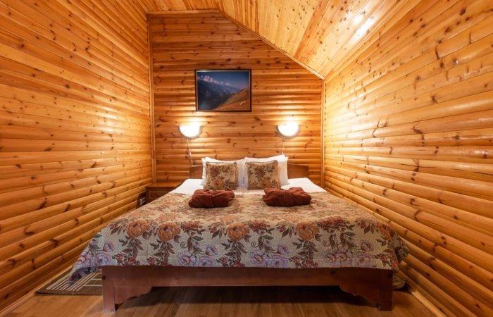 Эко-отель «ВеЛес» Владимирская область Коттедж «Боярский», фото 2