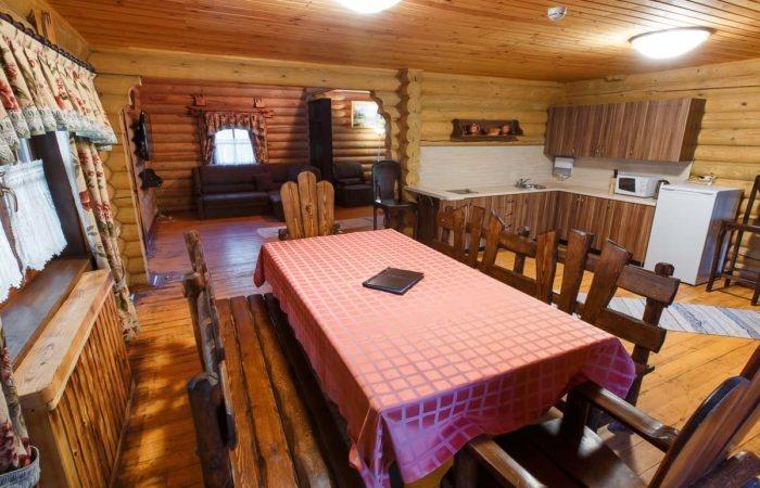 Эко-отель «ВеЛес» Владимирская область Коттедж «Боярский», фото 7