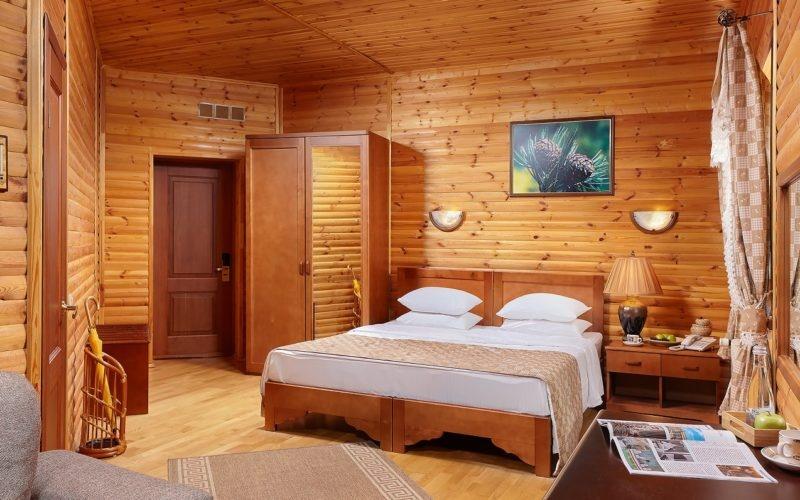 Эко-отель «ВеЛес» Владимирская область Полулюкс «Семейный», фото 1