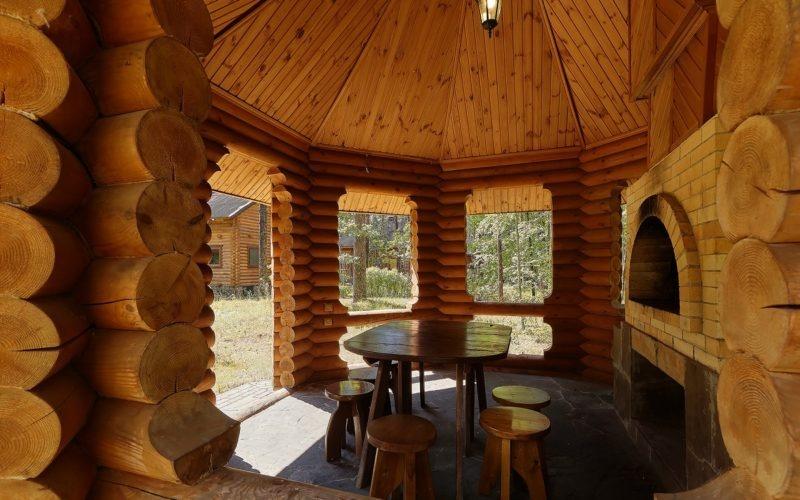 Эко-отель «ВеЛес» Владимирская область Коттедж 4-комнатный 8-местный, фото 9