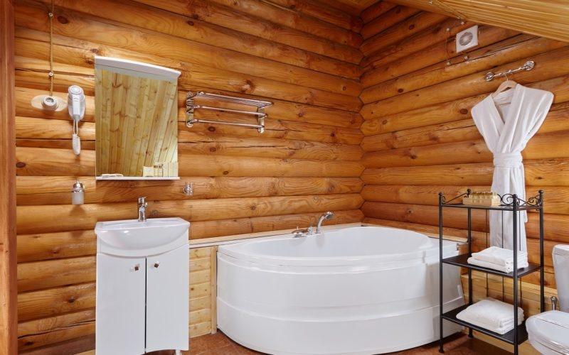 Эко-отель «ВеЛес» Владимирская область Коттедж 4-комнатный 8-местный, фото 8