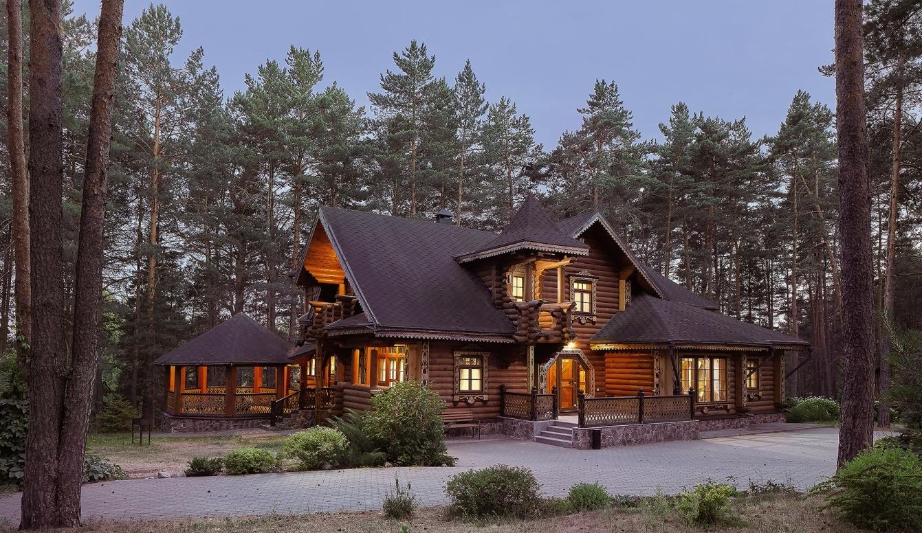Эко-отель «ВеЛес» Владимирская область, фото 1