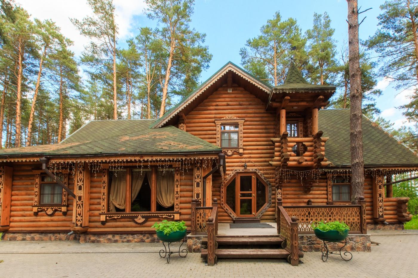Эко-отель «ВеЛес» Владимирская область Коттедж «Царский», фото 1