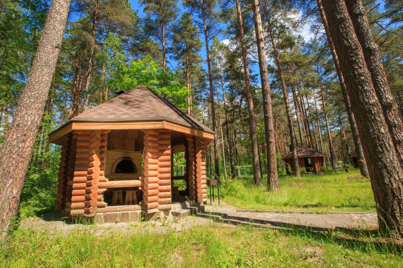 Эко-отель «ВеЛес» Владимирская область Коттедж 4-комнатный 8-местный, фото 10