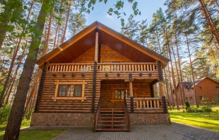 Эко-отель «ВеЛес» Владимирская область Коттедж «Боярский», фото 1