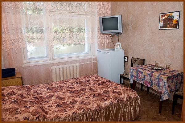 База отдыха «Улыбышево» Владимирская область Однокомнатный номер №2, фото 1