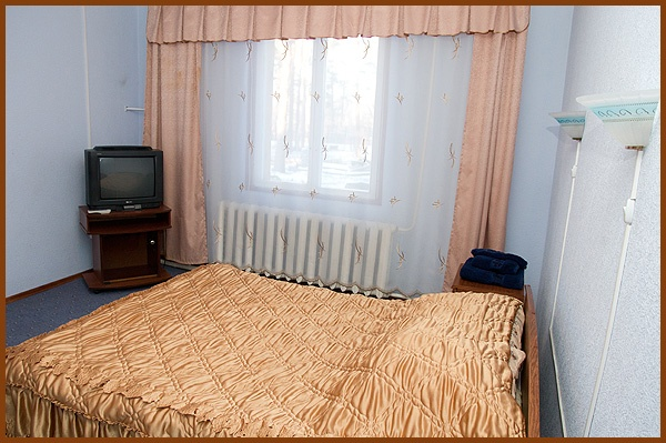 """База отдыха """"Улыбышево"""" Владимирская область Улучшенный дом №6, фото 3"""