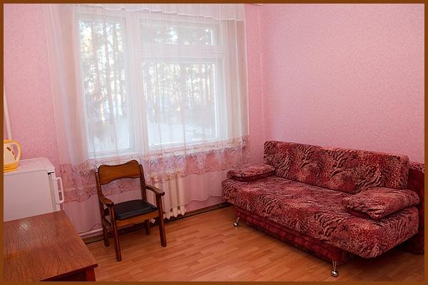 База отдыха «Улыбышево» Владимирская область Двухкомнатный номер №1,3,4,6, фото 6