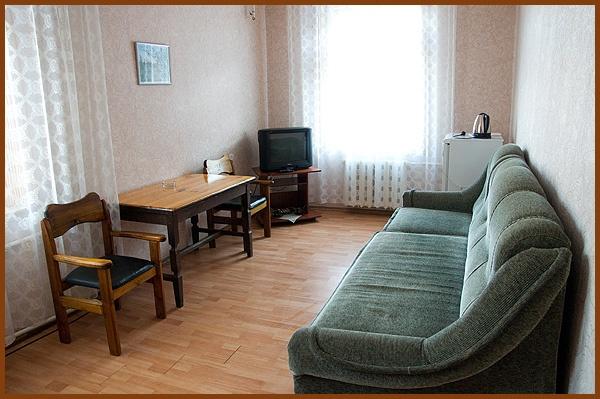 База отдыха «Улыбышево» Владимирская область Двухкомнатный номер №1,3,4,6, фото 5