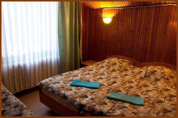 База отдыха «Улыбышево» Владимирская область Стандартный дом №1,2,7,8,9,10,20, фото 3