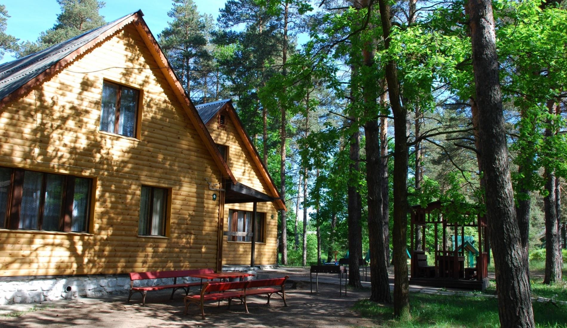 База отдыха «Улыбышево» Владимирская область, фото 1