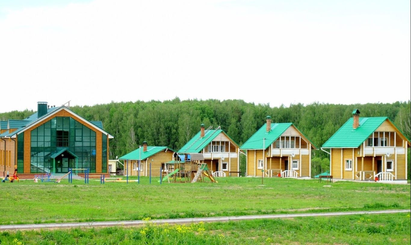База отдыха Эко-парк «Рождествено» Калужская область, фото 10