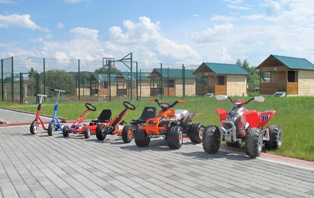 База отдыха Эко-парк «Рождествено» Калужская область, фото 15