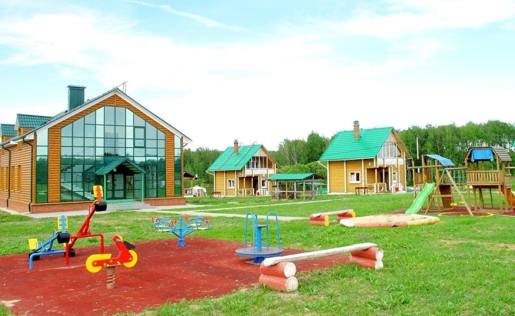 База отдыха Эко-парк «Рождествено» Калужская область, фото 9