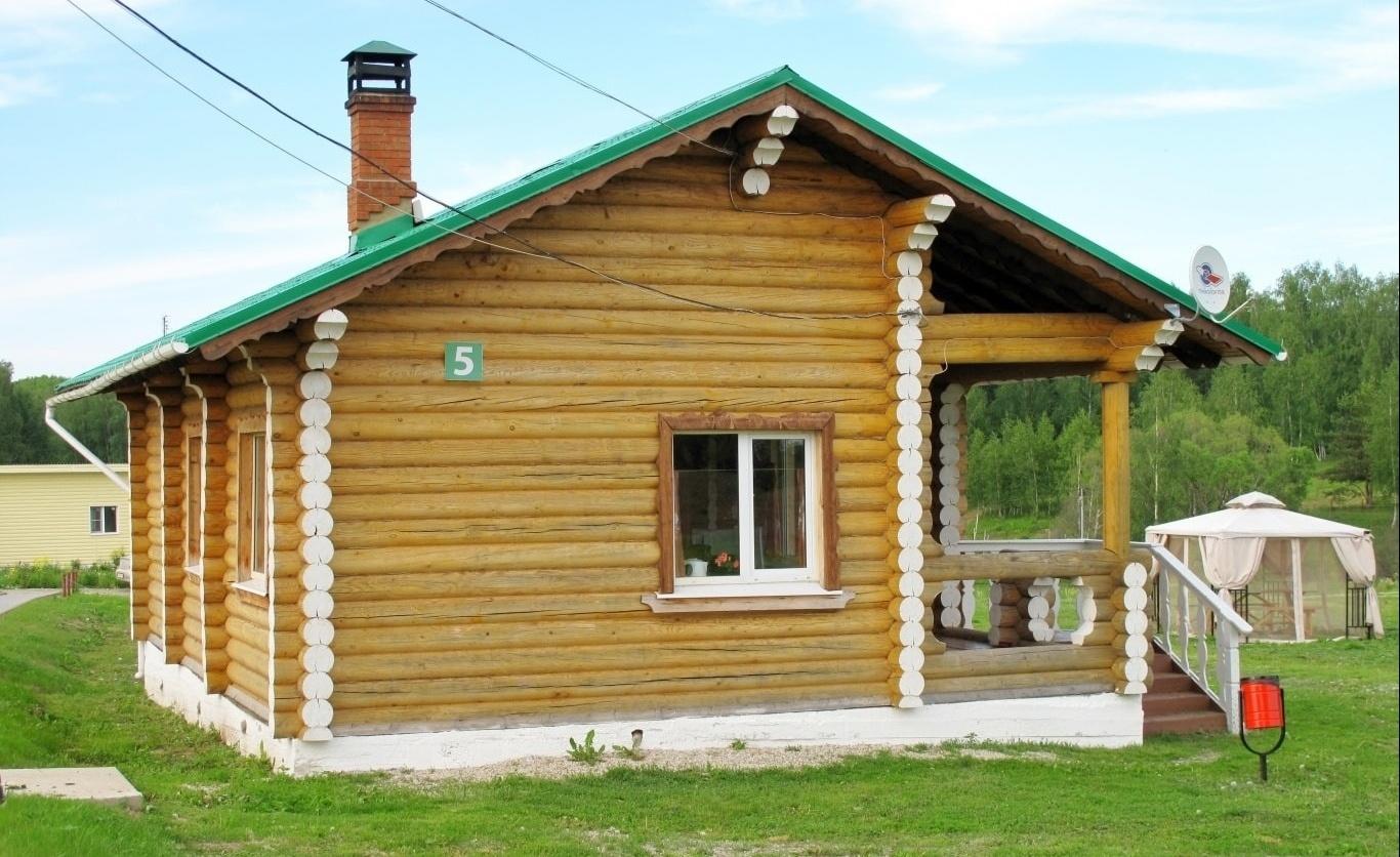 База отдыха Эко-парк «Рождествено» Калужская область, фото 2