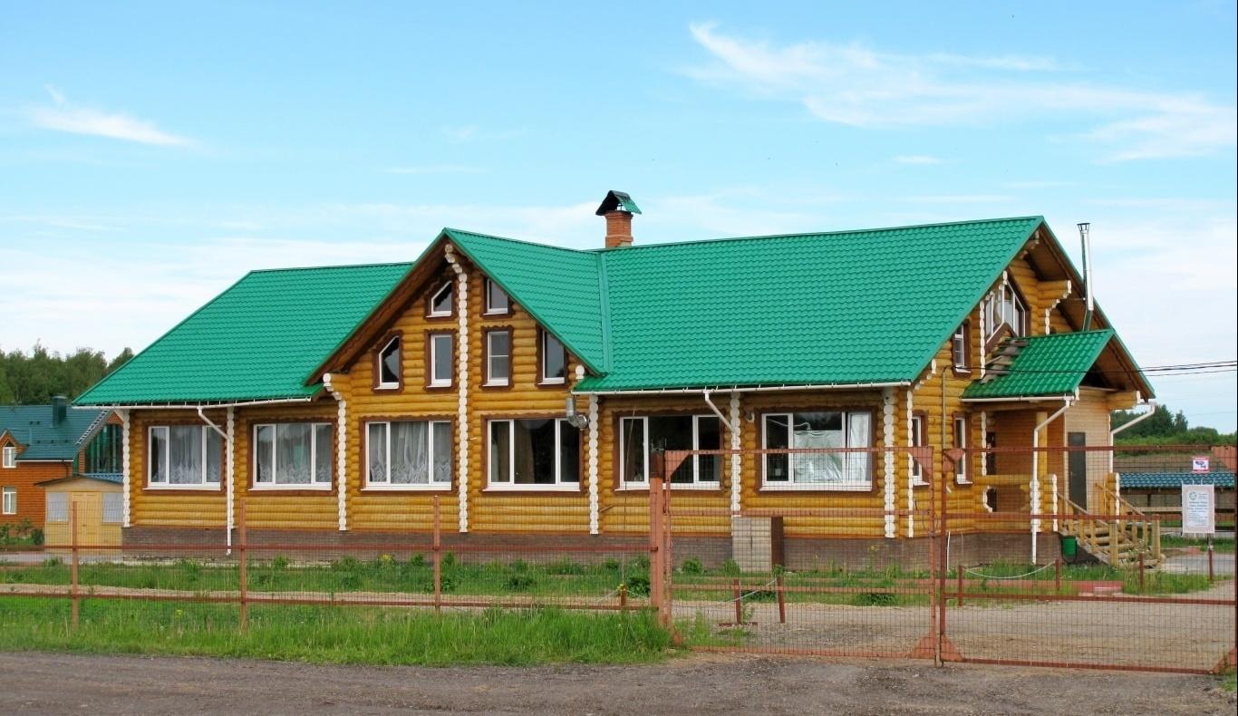 База отдыха Эко-парк «Рождествено» Калужская область, фото 1