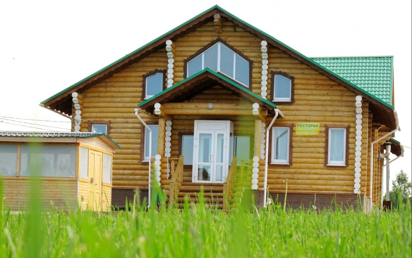 База отдыха Эко-парк «Рождествено» Калужская область, фото 5