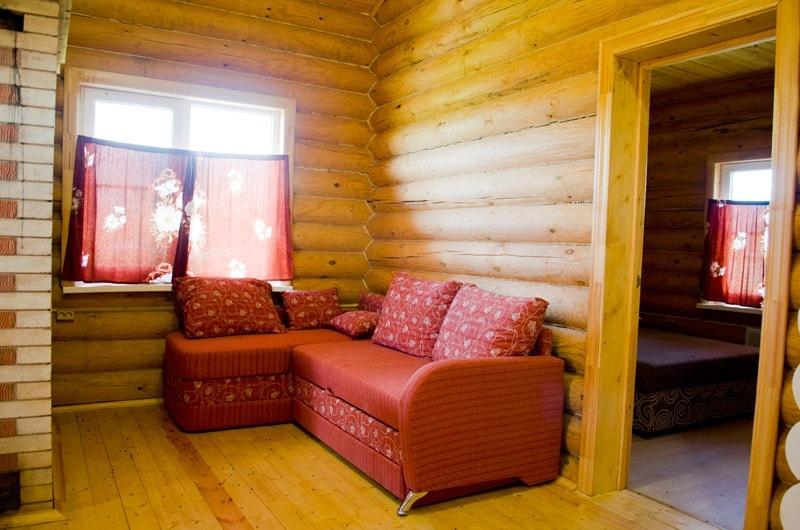 База отдыха Эко-парк «Рождествено» Калужская область Дом 8-местный, фото 7