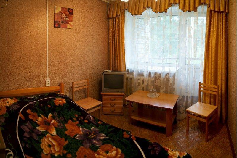 Парк-отель «Ладога» Владимирская область 1-местный стандарт, фото 1