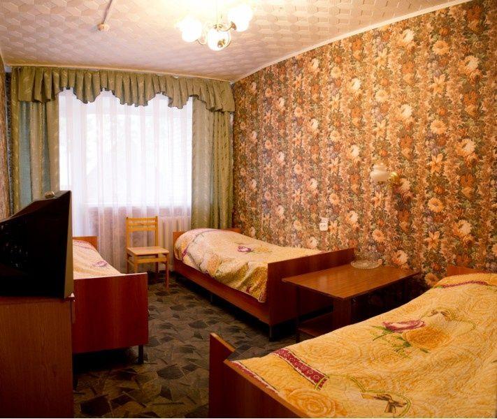Парк-отель «Ладога» Владимирская область 3-местный стандарт, фото 3