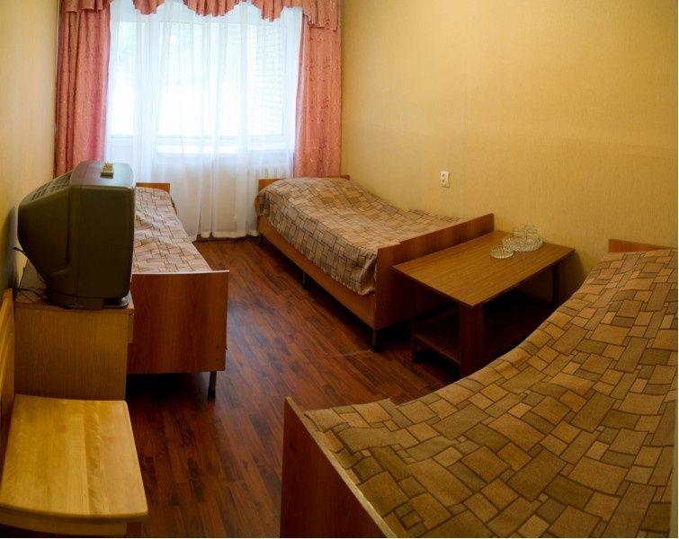 Парк-отель «Ладога» Владимирская область 3-местный стандарт, фото 4