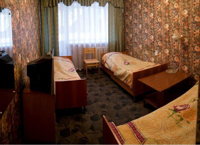 Парк-отель «Ладога» Владимирская область 3-местный стандарт, фото 6