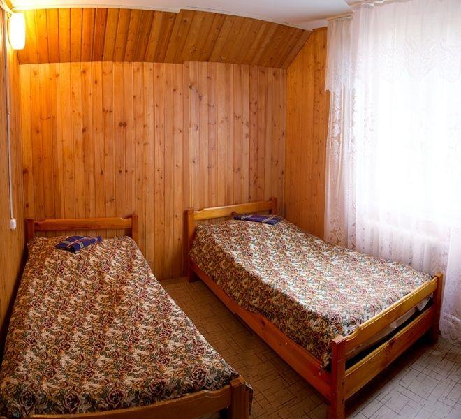 Парк-отель «Ладога» Владимирская область Домик № 24 , фото 1