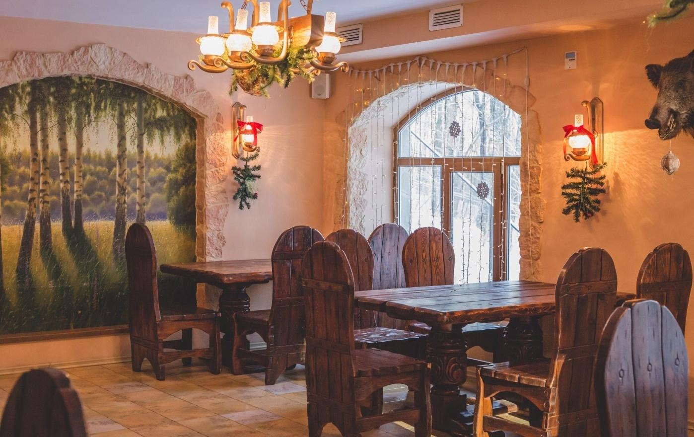 Загородный клуб «Дом лесника» Белгородская область, фото 13