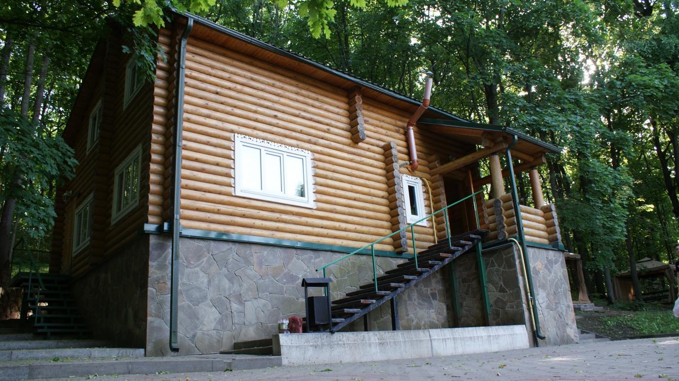Загородный клуб «Дом лесника» Белгородская область Большой двухэтажный дом , фото 1