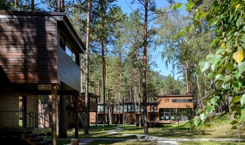 Эко-отель «Алтика» Республика Алтай, фото 6