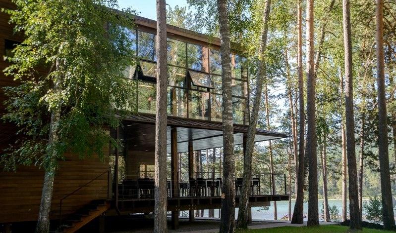 Эко-отель «Алтика» Республика Алтай, фото 4